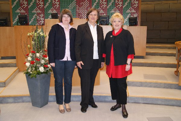Festveranstaltung 100. Internationaler Frauentag