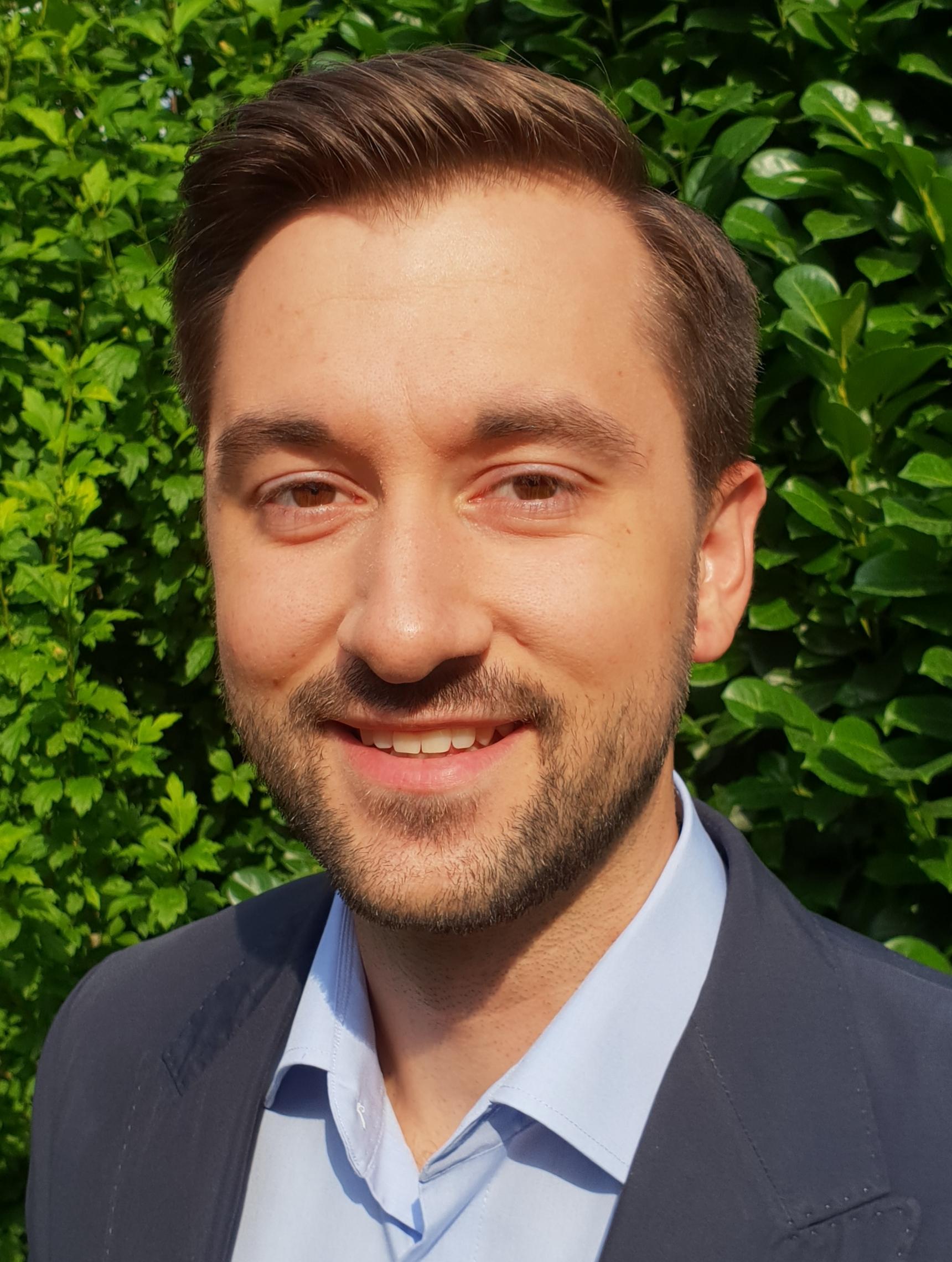 Jan-Philip Hermes neuer SPD-Pressesprecher in Castrop-Rauxel