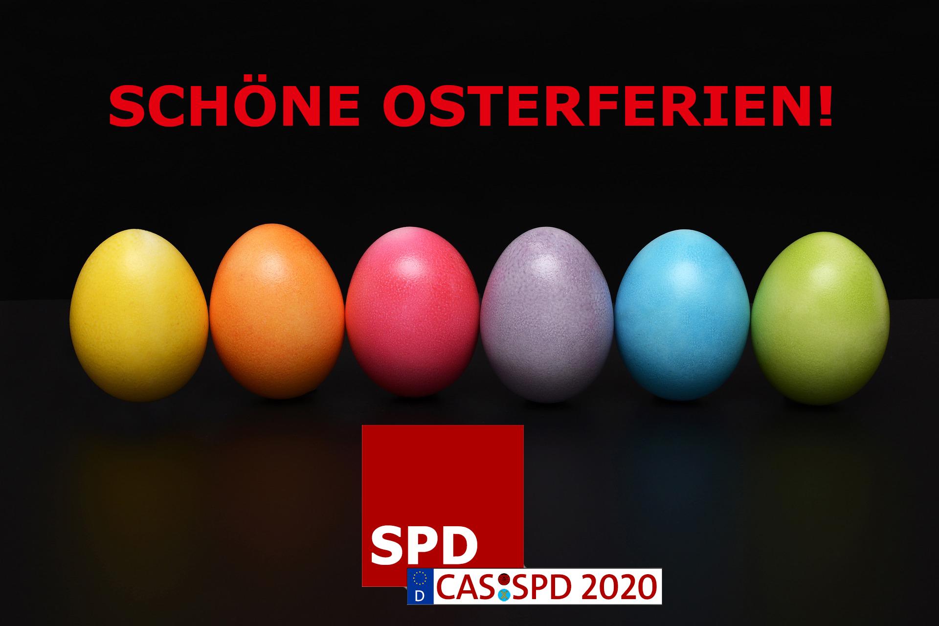 SPD Stadtverband wünscht…
